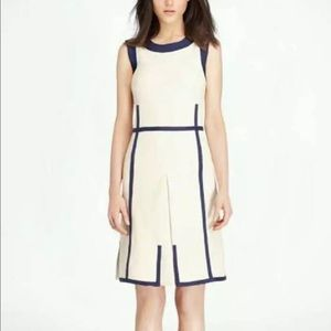 Tory Burch Navy Trim Dress (XS)